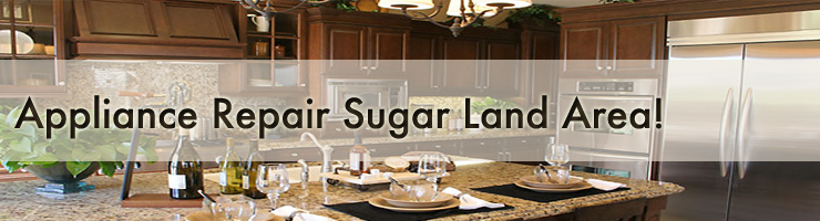 sugar land washer and dryer repair service